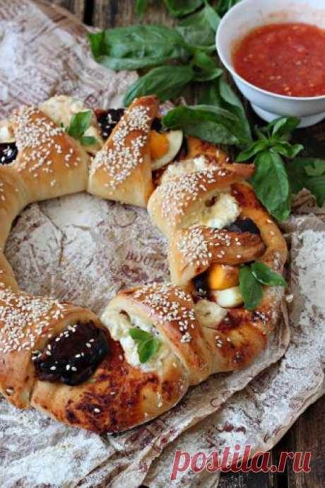 Израильская кухня: выпечка «А ля сабих» — Фактор Вкуса
