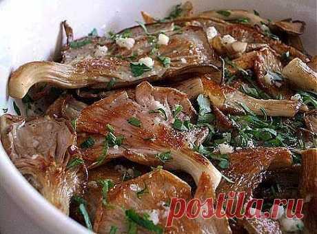 Оригинальное блюдо с грибами по-испански | Готовим вместе