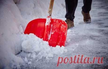 Эффективное средство для чистки от льда и снега | Делимся советами