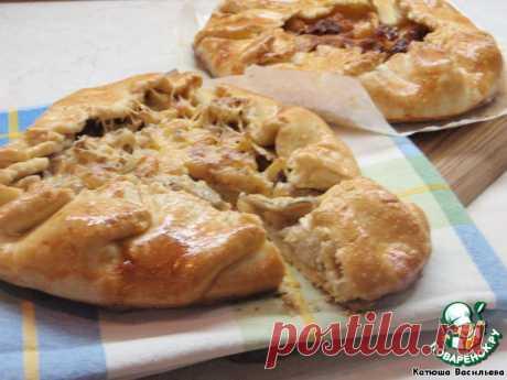 Тесто бризе и галеты – кулинарный рецепт
