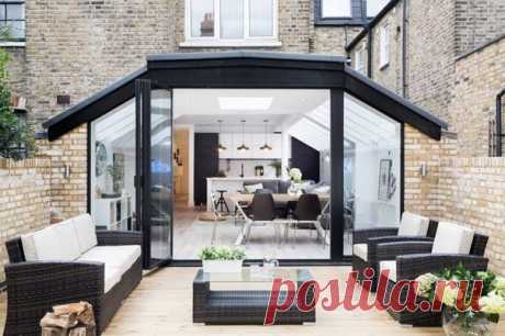The small light apartment in London