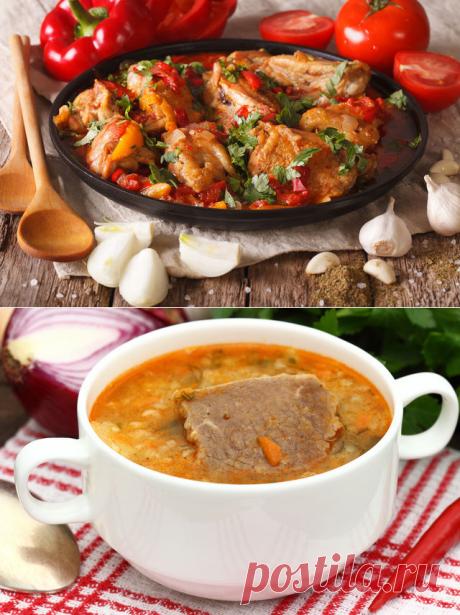 Душевное застолье: семь популярных блюд грузинской кухни
