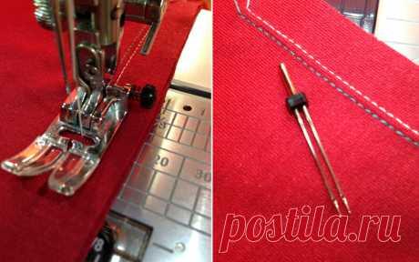 Как шить трикотаж на швейной машинке