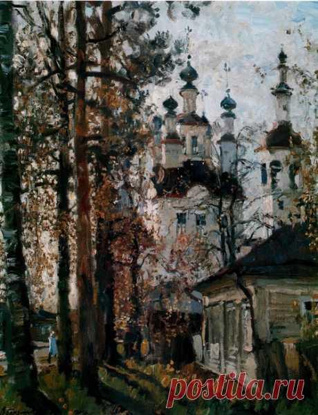 Художник Михаил Абакумов (1948-2010)