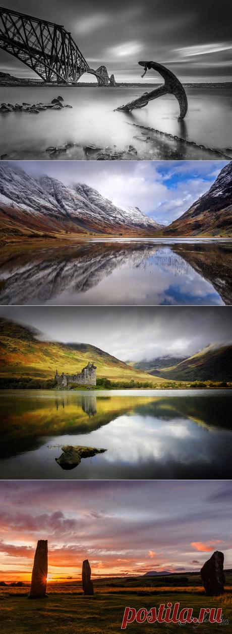 14 мест в Шотландии, которые обязательно стоит посетить — Туризм