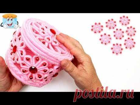 Шкатулка Розовая Нежность Своими Руками Мастер Класс