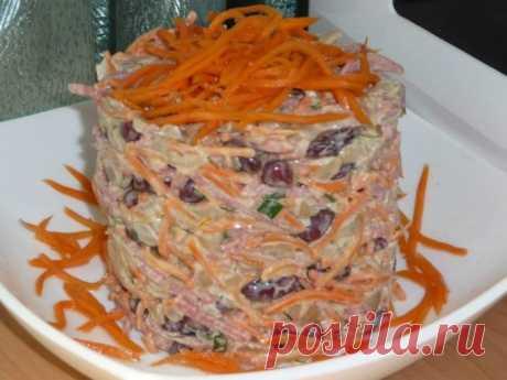 Подборка салатов к праздникам. 10 лидирующих рецептов. - Кулинарный Гуру