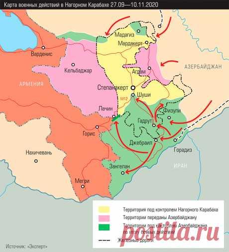 50 тезисов о войне в Карабахе | world pristav - военно-политическое обозрение