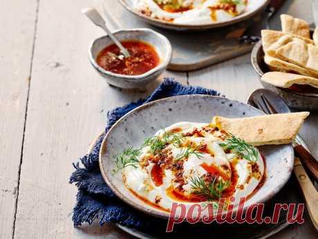 Завтрак за 20 минут: яйца по-турецки - Smak.ua