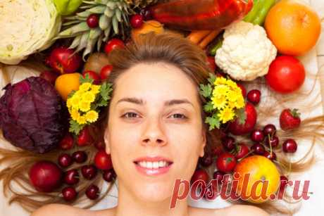 Натуральная косметика своими руками из овощей, ягод и фруктов. Рецепты