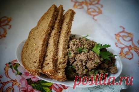 Домашний паштет — Sloosh – кулинарные рецепты