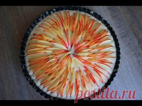 ЯБЛОЧНЫЙ ПИРОГ! Изумительно Вкусная Выпечка!!! APPLE PIE! Deliciously Delicious Baking !!! - YouTube