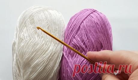 Простое двухцветное вязание Даже опытные вязальщицы не всегда берутся за создание цветных узоров. Одних не устраивает необходимость постоянно менять цвет нити, другим не нравиться то, что с изнанки присутствуют протяжки или, как...