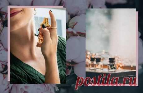 Одеться в аромат, или Как правильно наносить парфюм | Улыбка радуги | Яндекс Дзен