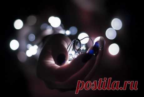 Перед Новым годом важно взять потоки энергии в свои руки