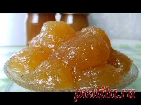 Яблочное повидло. Цыганка готовит. Яблочный джем. Gipsy cuisine.