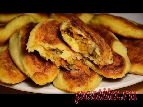 Картофельные зразы с капустой и грибами - Лучший сайт кулинарии