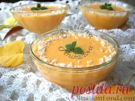 «Тыквенное фуэте» хит осеннего сезона! Вкуснейший десерт который очень удивит вас и ваших близких невероятным вкусом