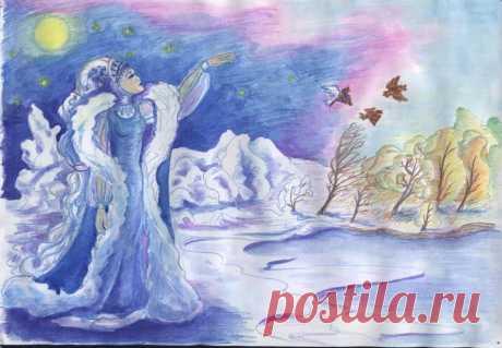 Славянский народный календарь