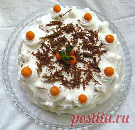 Пляцок Rzeszowiak / Торты / Кукорама — вкусные рецепты!