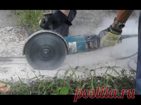 Пилим без пыли   https://www.youtube.com/watch?v=5Az2pkMoygw