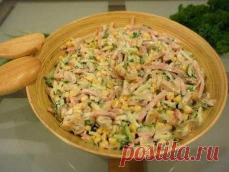 Рецепт салата, привезенный из Италии — покорил всех!