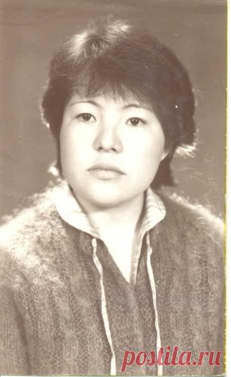 Айбарша Кожанова