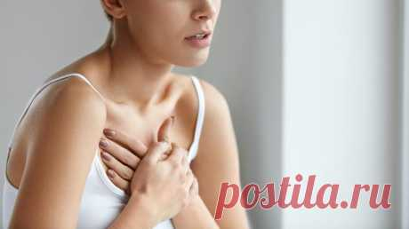 Болит грудь сбоку: причины и симптомы