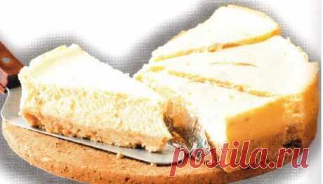 """Вкусный белковый """"Чизкейк"""": простой пошаговый рецепт"""