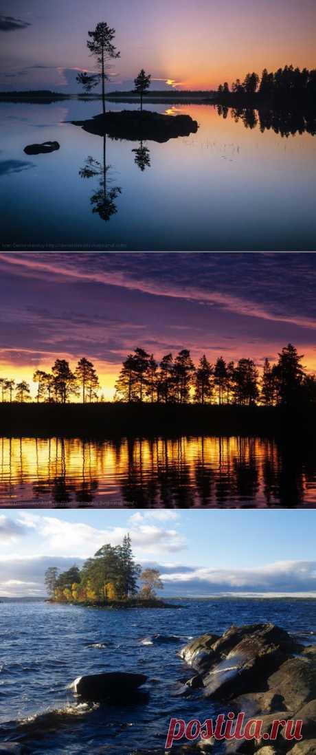 Очень красивые пленочные пейзажи Ивана Дементиевского - Фото - Калейдоскоп Эмоций