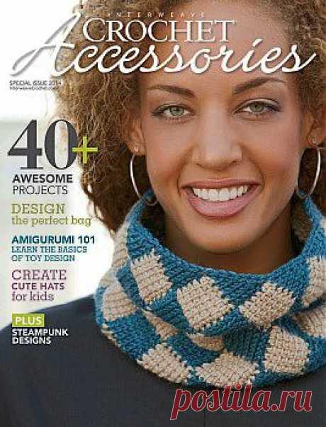Interweave Crochet, Accessories 2014.