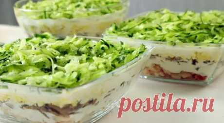 Нежный салат с курицей из простых и доступных продуктов: весь секрет в приготовлении куриного филе - Odnaminyta - медиаплатформа МирТесен