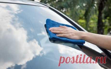 Для чего бывалые водители обрабатывают нашатырем лобовое стекло? | АвтоБог | Яндекс Дзен
