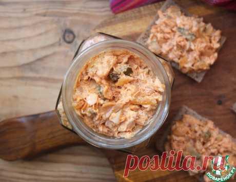 Рийет из форели – кулинарный рецепт