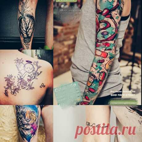 Возможно ли совместить татуировки и беременность? Мой опыт | Жизнь Вупсеня и Пупсеня | Яндекс Дзен