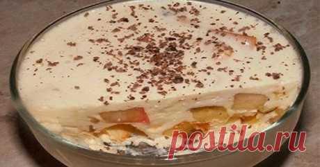 Самый желанный десерт на любом празднике! В этот раз возьму побольше креманок... Феерический вкус!