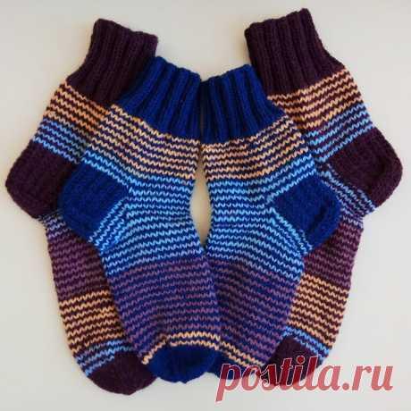 Детские носки на 5-7 лет методом Хеликс   CatDogSweatr   Яндекс Дзен