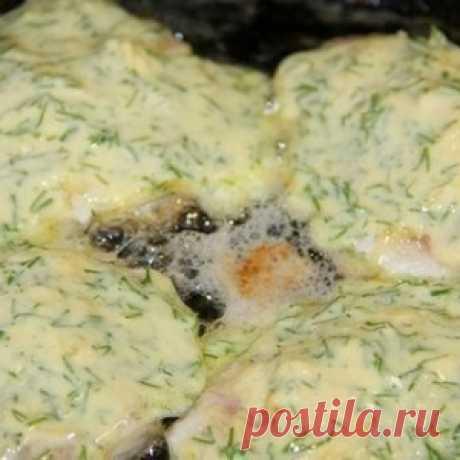 Куриные отбивные с сыром в яичном соусе: невероятно сочные и вкусные - МирТесен