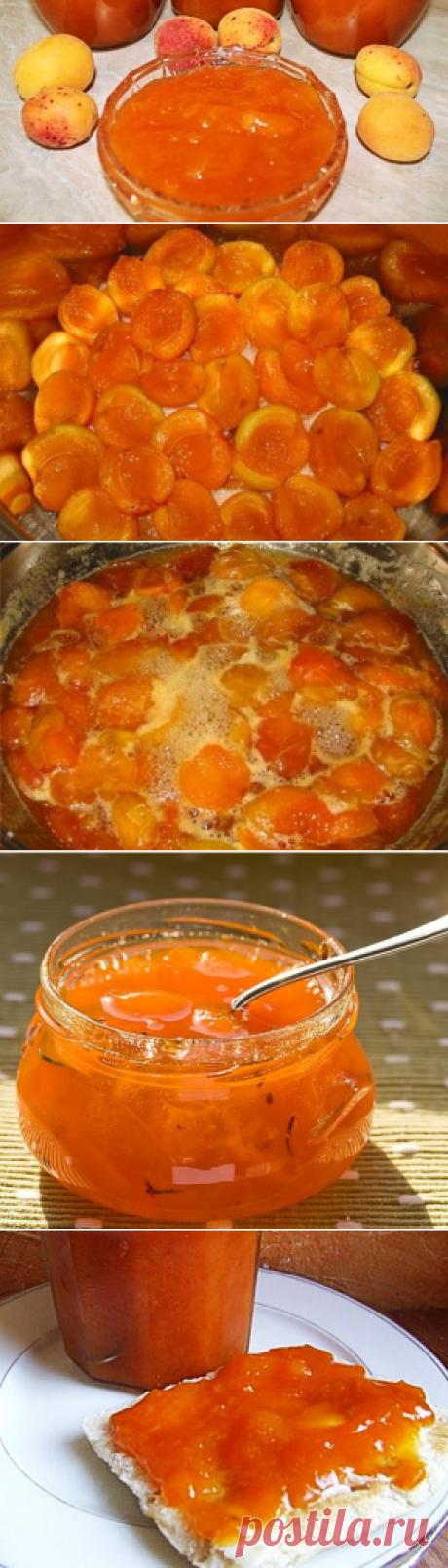 Абрикосовое варенье | Вкусный день