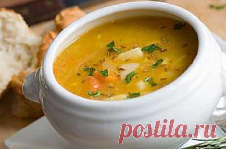 Кабачковый суп / Прочие супы / TVCook: пошаговые рецепты c фото
