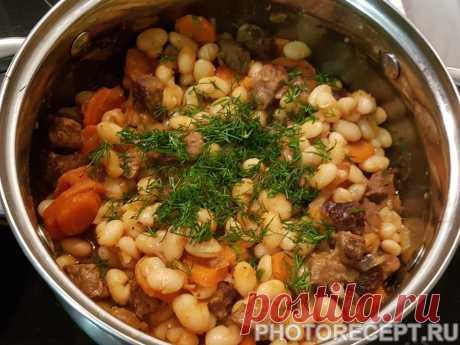 Рецепты приготовления блюд с белой фасолью