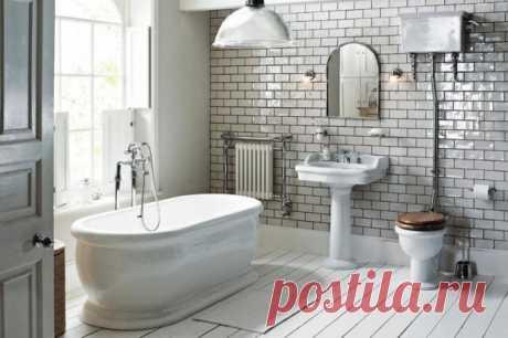 ИСКЛЮЧАЕМ КАФЕЛЬ - Мужской журнал JK Men's Ванная комната — самое «коварное» по влажности место в квартире. Здесь часто на стены льется горячая вода и тут же