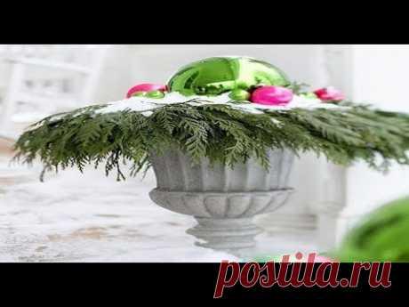 90 очаровательных идей украшения дома к Новогодним праздникам