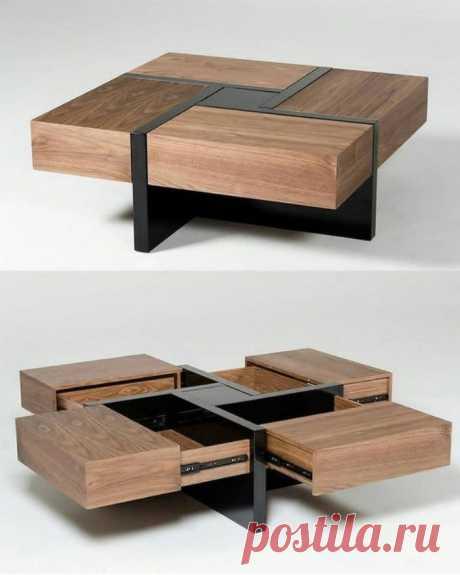 Стол-ящик