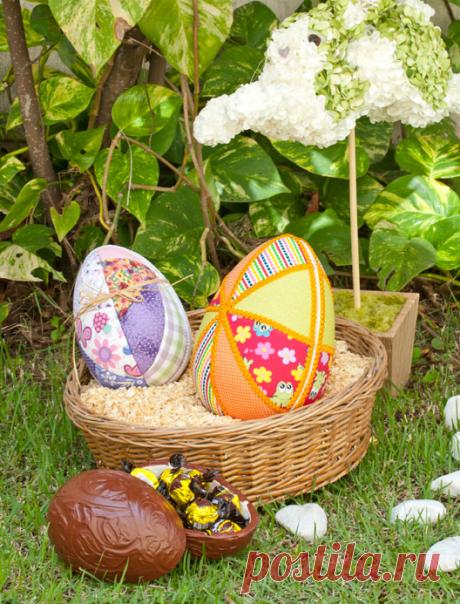 Красивые пасхальные яйца своими руками | Bestcrufts.ru