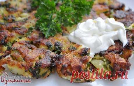 Картофельная лепешка по-итальянски