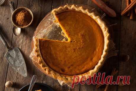 Рецепт тыквенного пирога – погрузитесь в атмосферу осени | Noteru.com