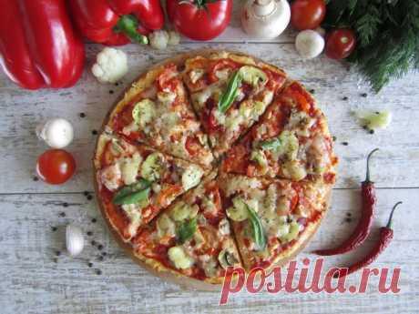 La pizza sin tormento