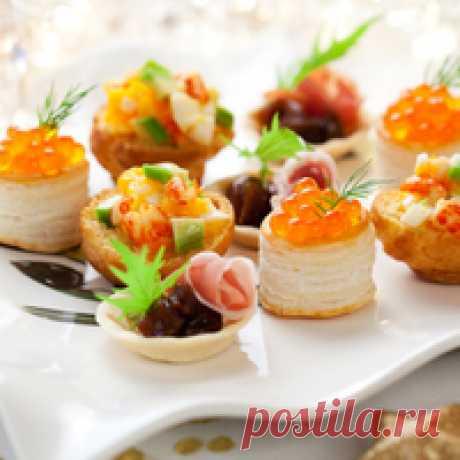 Тарталетки с начинками к празднику - 30 рецептов | Подборка рецептов на koolinar.ru