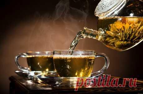 Почему пить чай - целая наука?